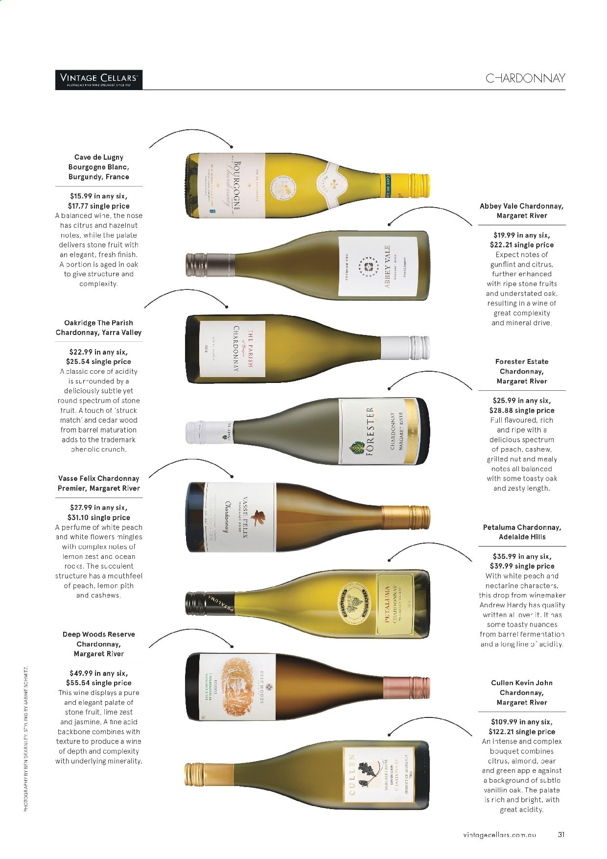 Vintage Cellars catalogue  - 19.2.2020 - 31.3.2020. Page 31.