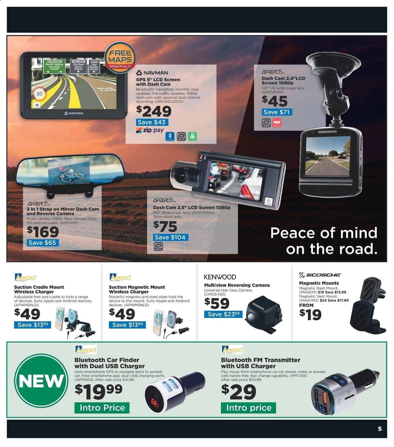 Repco catalogue  - 4.3.2020 - 17.3.2020. Page 5.