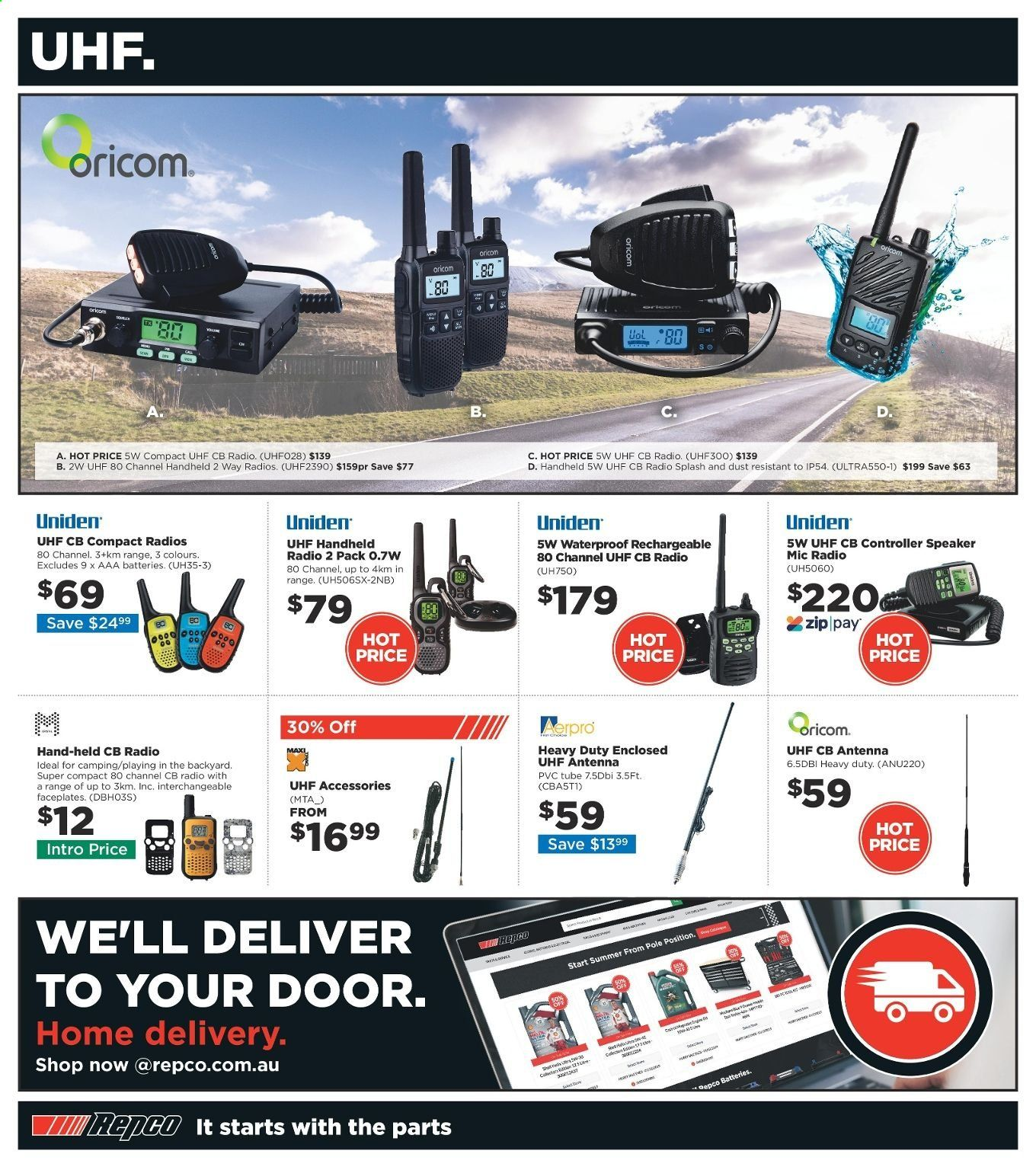 Repco catalogue  - 4.3.2020 - 17.3.2020. Page 6.