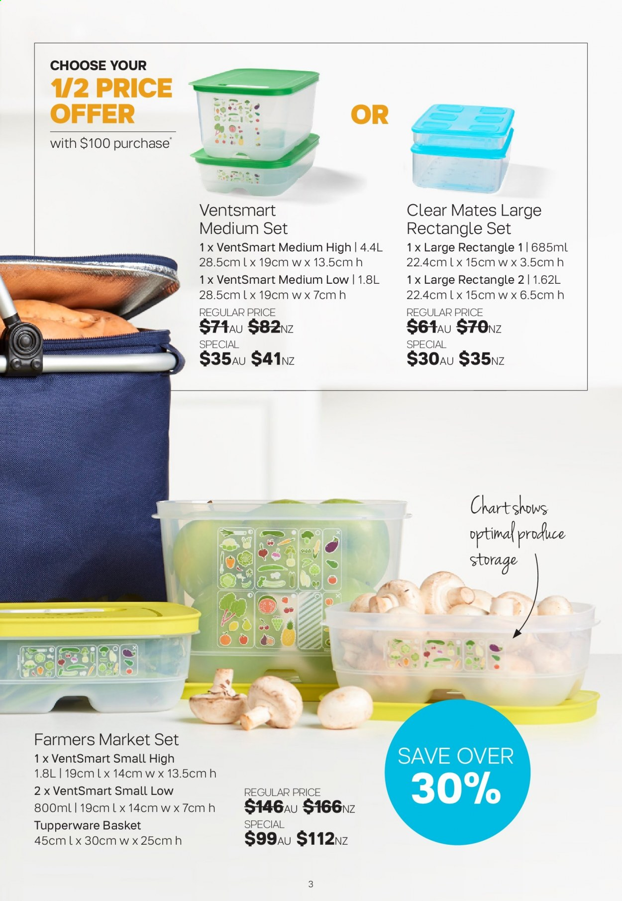 Tupperware catalogue  - 30.3.2020 - 3.5.2020. Page 3.