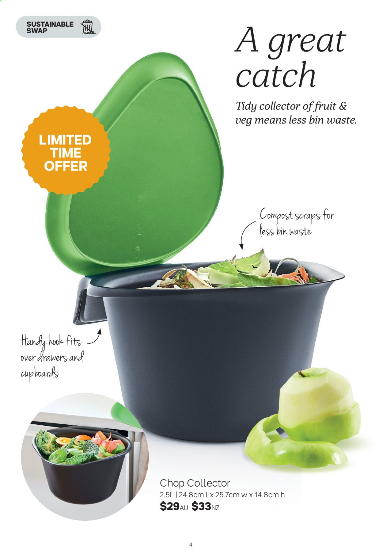 Tupperware catalogue  - 30.3.2020 - 3.5.2020. Page 4.