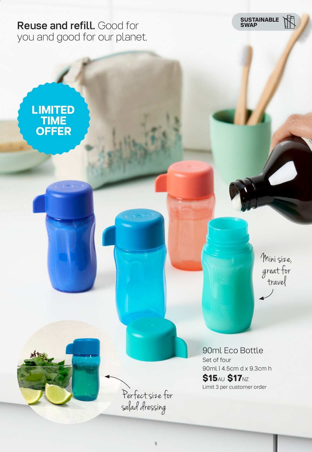 Tupperware catalogue  - 30.3.2020 - 3.5.2020. Page 5.