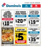 Domino's Catalogue - 24.9.2020 - 24.9.2020.