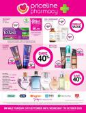 Priceline Pharmacy Catalogue - 24.9.2020 - 7.10.2020.