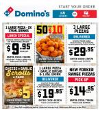 Domino's Catalogue - 26.9.2020 - 26.9.2020.