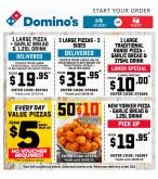 Domino's Catalogue - 28.9.2020 - 28.9.2020.