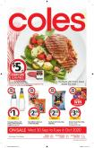 Catalogue Coles