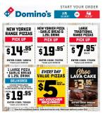 Domino's Catalogue - 29.9.2020 - 29.9.2020.