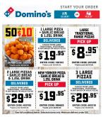Domino's Catalogue - 30.9.2020 - 30.9.2020.