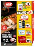 IGA Catalogue - 7.10.2020 - 13.10.2020.