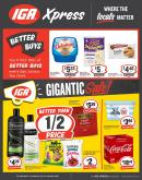 IGA Xpress Catalogue - 7.10.2020 - 13.10.2020.