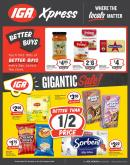 IGA Xpress Catalogue - 14.10.2020 - 20.10.2020.