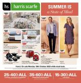 Catalogue Harris Scarfe