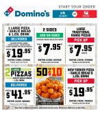 Domino's Catalogue - 22.10.2020 - 22.10.2020.
