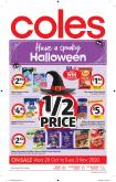 Coles Catalogue - 28.10.2020 - 3.11.2020.