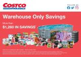 Costco Catalogue - 26.10.2020 - 8.11.2020.