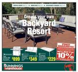 Bunnings Warehouse Catalogue - 27.10.2020 - 22.11.2020.