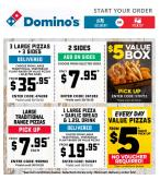 Domino's Catalogue - 30.10.2020 - 30.10.2020.
