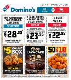 Domino's Catalogue - 24.11.2020 - 24.11.2020.