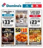 Domino's Catalogue - 25.11.2020 - 25.11.2020.