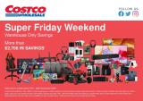 Costco Catalogue - 27.11.2020 - 30.11.2020.