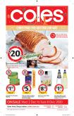 Coles Catalogue - 2.12.2020 - 8.12.2020.