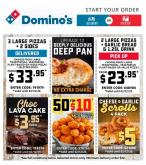 Domino's Catalogue - 2.12.2020 - 2.12.2020.