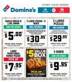 Domino's Catalogue - 3.12.2020 - 3.12.2020.