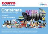 Costco Catalogue - 7.12.2020 - 20.12.2020.