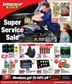 Supercheap Auto Catalogue - 27.12.2020 - 10.1.2021.