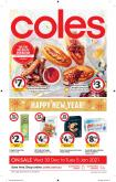 Coles Catalogue - 30.12.2020 - 5.1.2021.