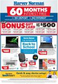 Harvey Norman Catalogue - 2.1.2021 - 6.1.2021.