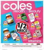 Coles Catalogue - 6.1.2021 - 12.1.2021.