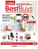 Coles Catalogue - 8.1.2021 - 21.1.2021.