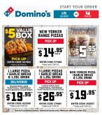 Domino's Catalogue - 17.1.2021 - 17.1.2021.