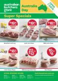 Australian Butchers Store Catalogue - 18.1.2021 - 31.1.2021.