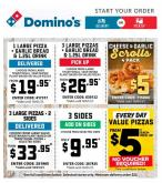 Domino's Catalogue - 18.1.2021 - 18.1.2021.
