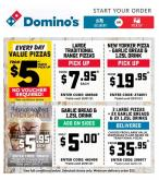 Domino's Catalogue - 20.1.2021 - 20.1.2021.