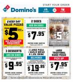 Domino's Catalogue - 23.1.2021 - 23.1.2021.