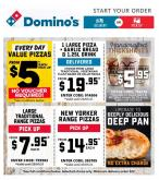 Domino's Catalogue - 25.1.2021 - 25.1.2021.