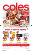 Coles Catalogue - 27.1.2021 - 2.2.2021.