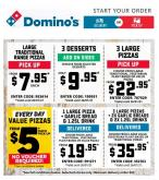 Domino's Catalogue - 26.1.2021 - 26.1.2021.
