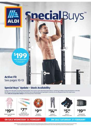 ALDI Catalogue - 24.2.2021 - 2.3.2021.