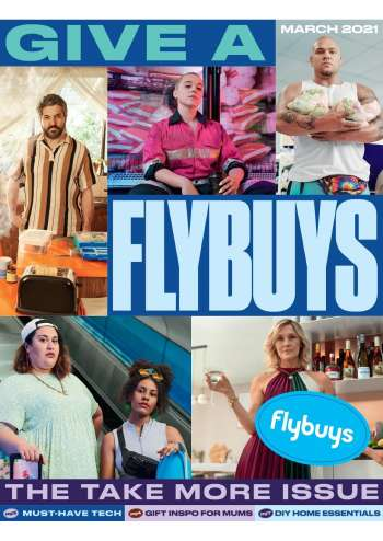 Flybuys catalogue
