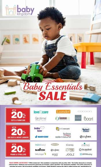Baby Kingdom catalogue