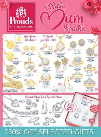 Prouds The Jewellers Catalogue - 12.4.2021 - 9.5.2021.