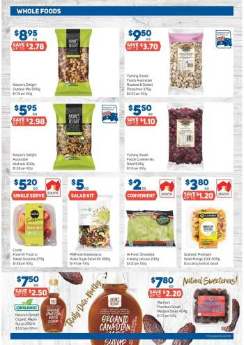 Foodland Catalogue - 5.5.2021 - 11.5.2021.