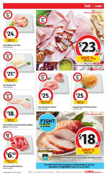 Coles Catalogue - 12.5.2021 - 18.5.2021.