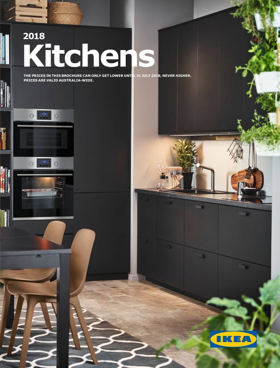 IKEA catalogue  - 15.8.2017 - 31.7.2018. Page 1.