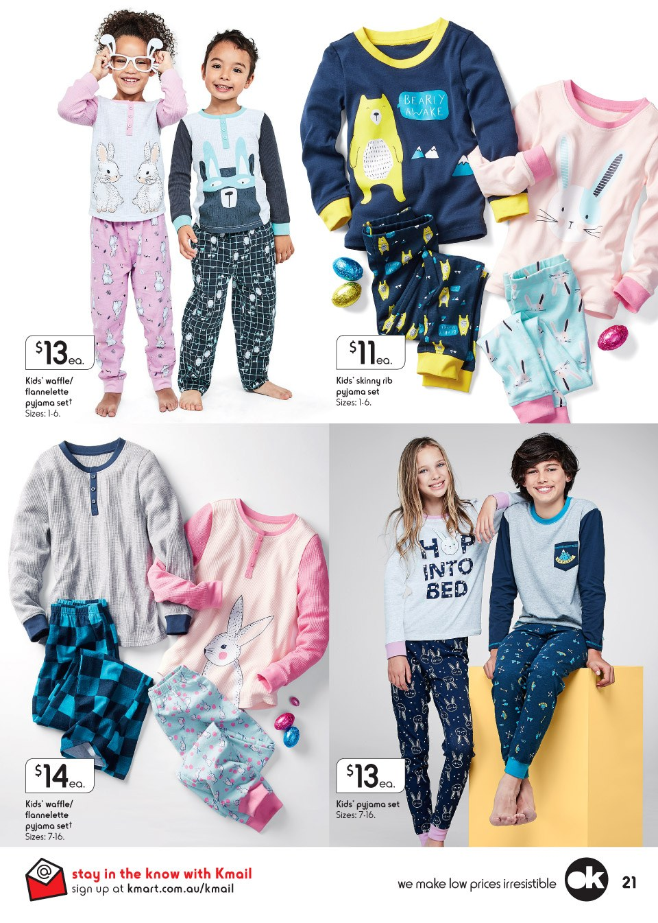 Kmart catalogue  - 22.3.2018 - 31.3.2018. Page 21.